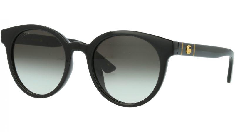 Gucci GG0638SK 001 53 BLACK Sunglasses