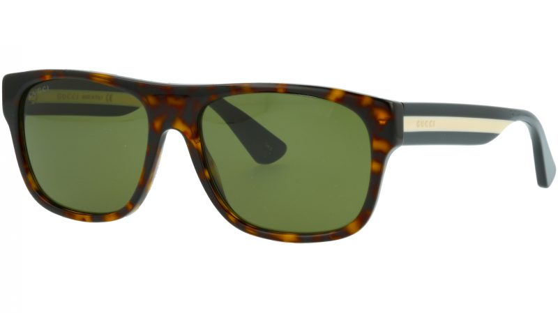 Gucci GG0341S 003 56 AVANA Sunglasses