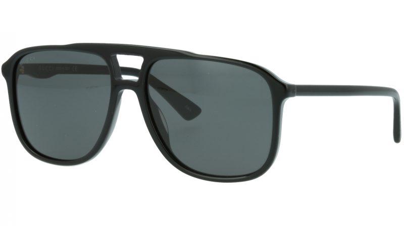 Gucci GG0262S 001 58 BLACK Sunglasses