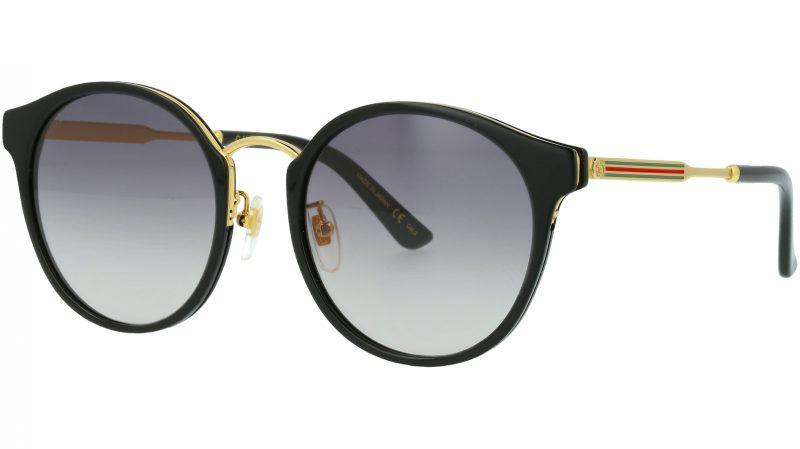 Gucci GG0588SK 001 54 BLACK Sunglasses