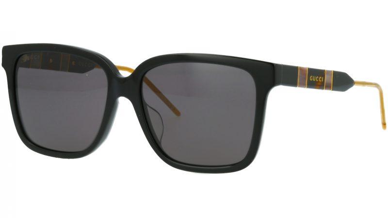 Gucci GG0599SA 001 56 BLACK Sunglasses