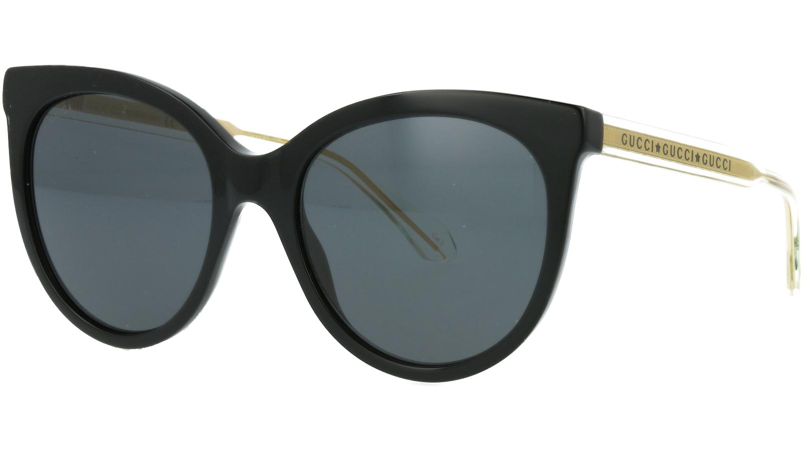Gucci GG0565S 001 54 BLACK Sunglasses