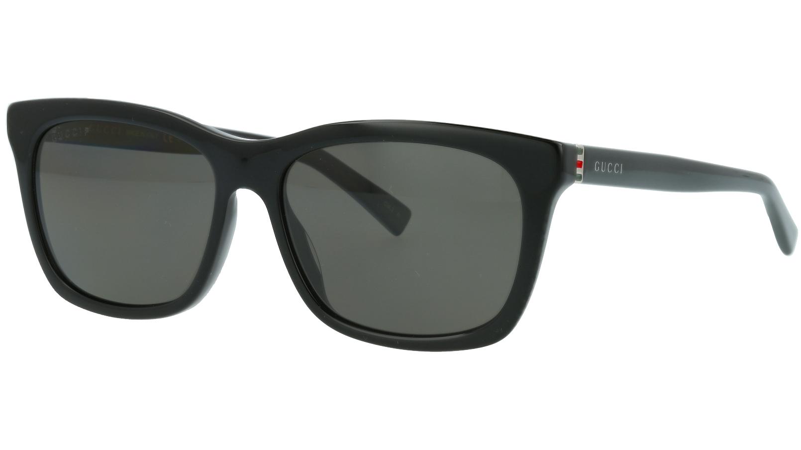 Gucci GG0449S 002 56 BLACK Sunglasses