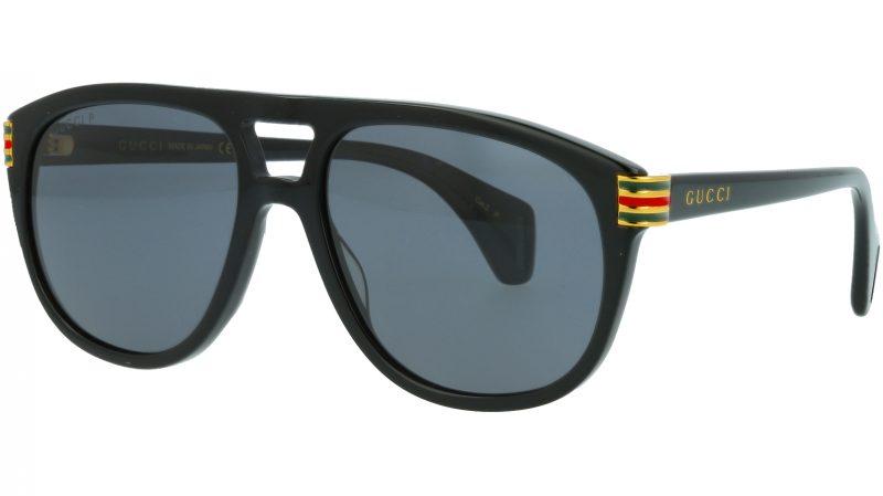 Gucci GG0525S 002 60 BLACK Sunglasses