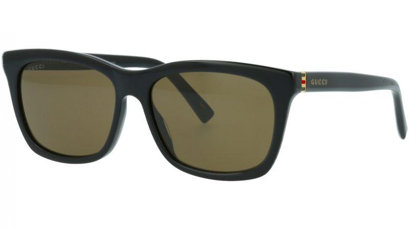 Gucci GG0449S 001 56 BLACK Sunglasses