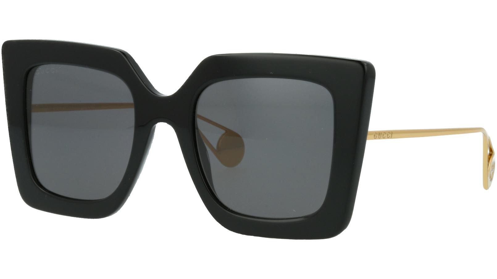 Gucci GG0435S 001 51 BLACK Sunglasses