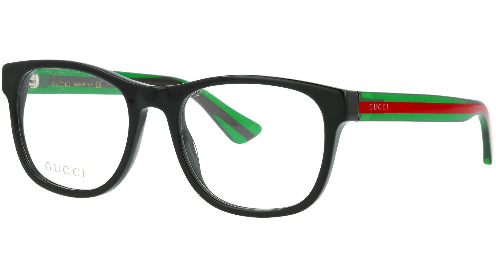 Gucci GG0004O 002 53 BLACK Glasses