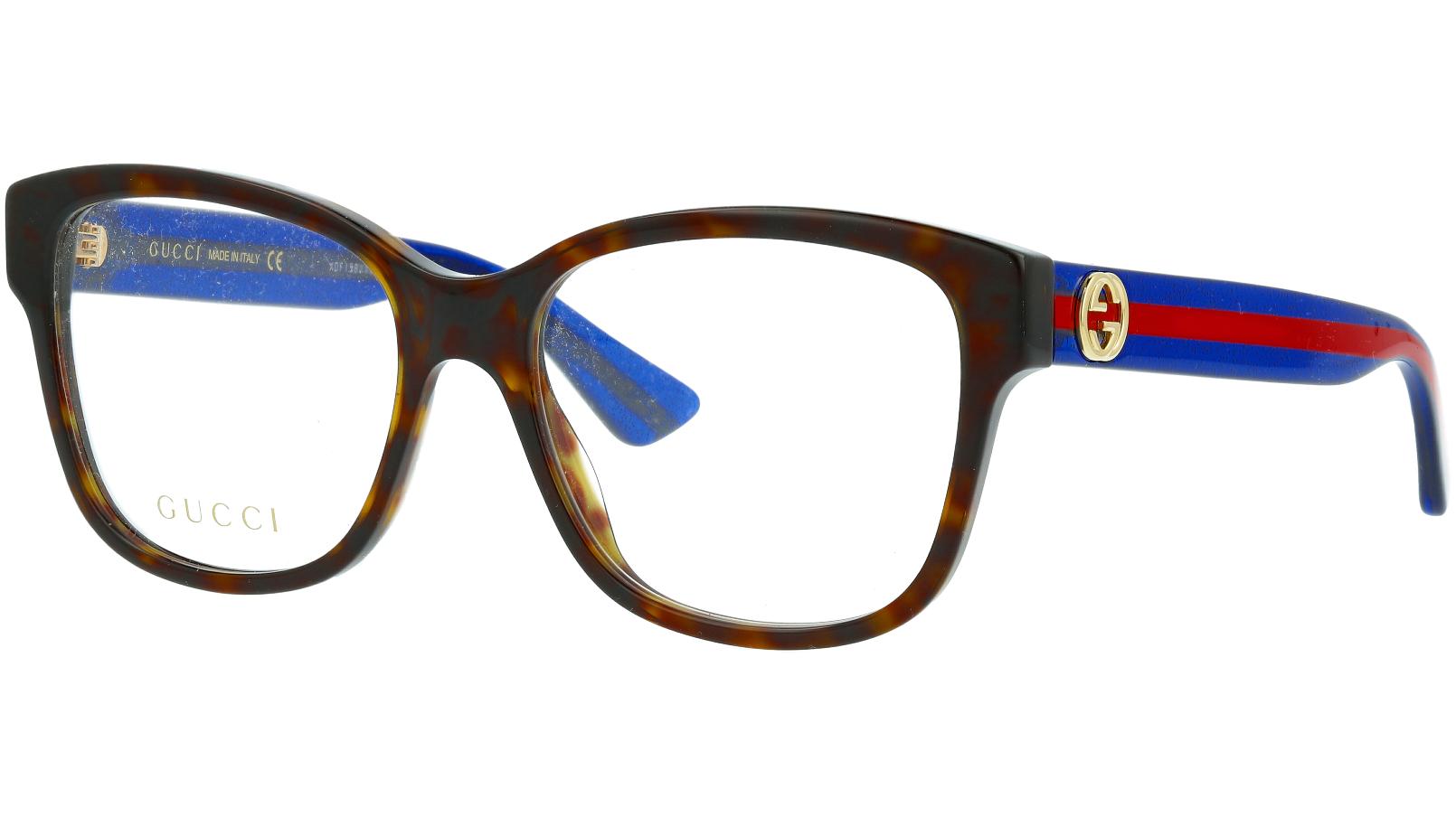 Gucci GG0038O 003 54 AVANA Glasses