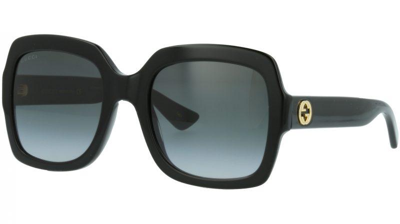 Gucci GG0036S 001 54 BLACK Sunglasses