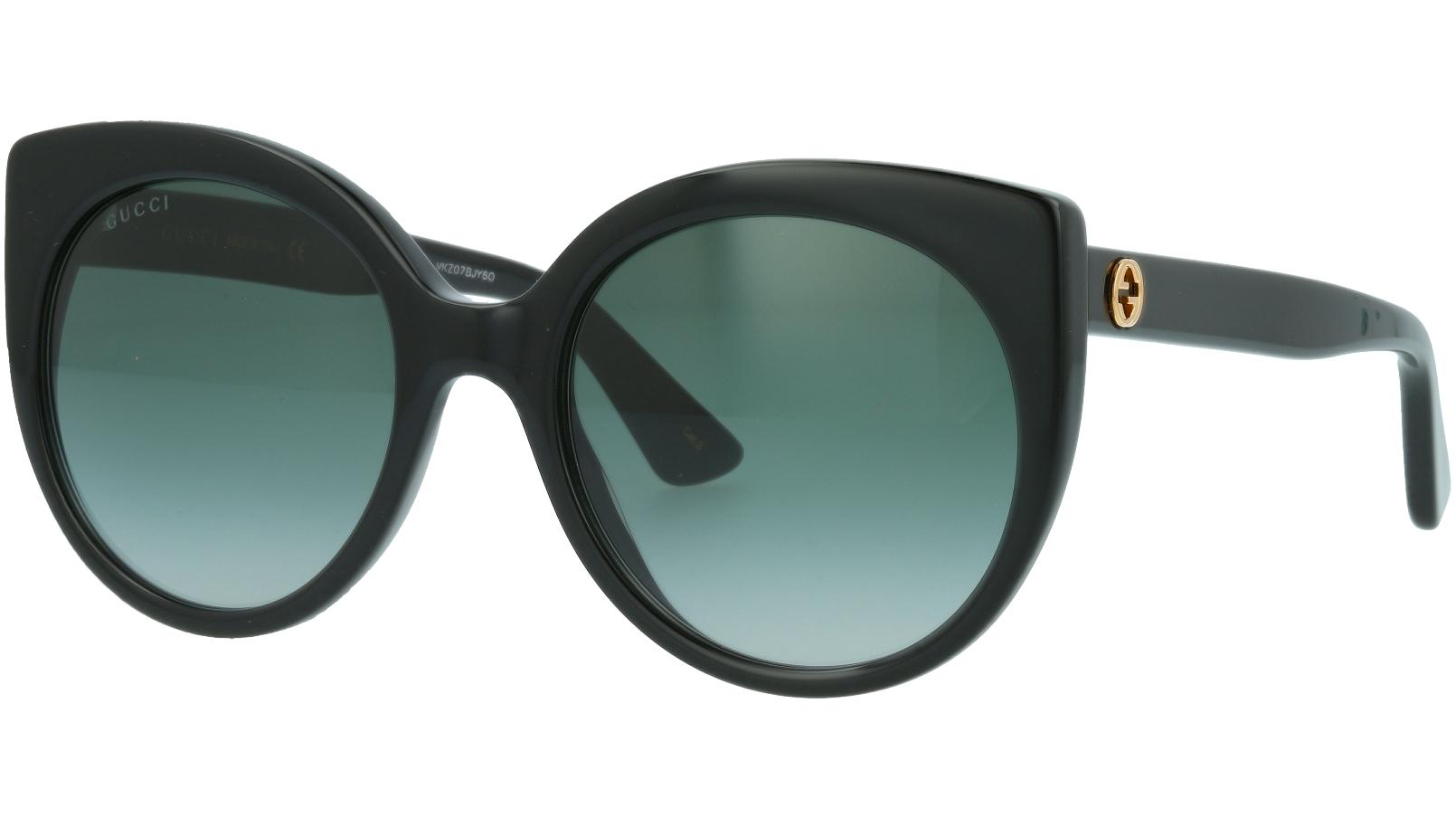 Gucci GG0325S 001 55 BLACK Sunglasses