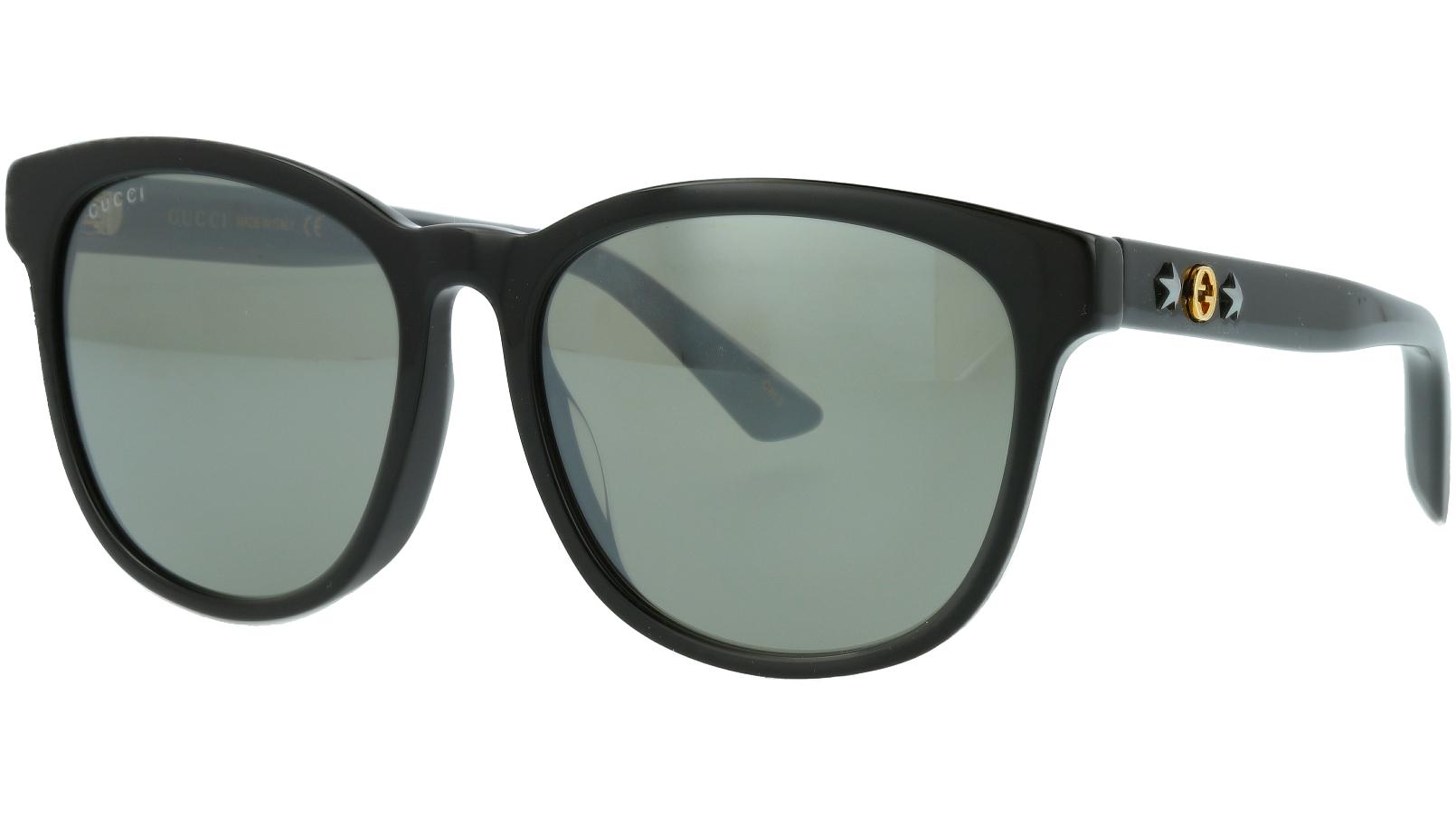 Gucci GG0232SK 002 56 BLACK Sunglasses