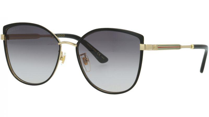 Gucci GG0589SK 001 57 BLACK Sunglasses