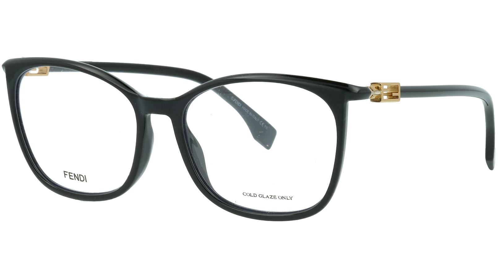 Fendi FF0461/G 807 56 BLACK Glasses