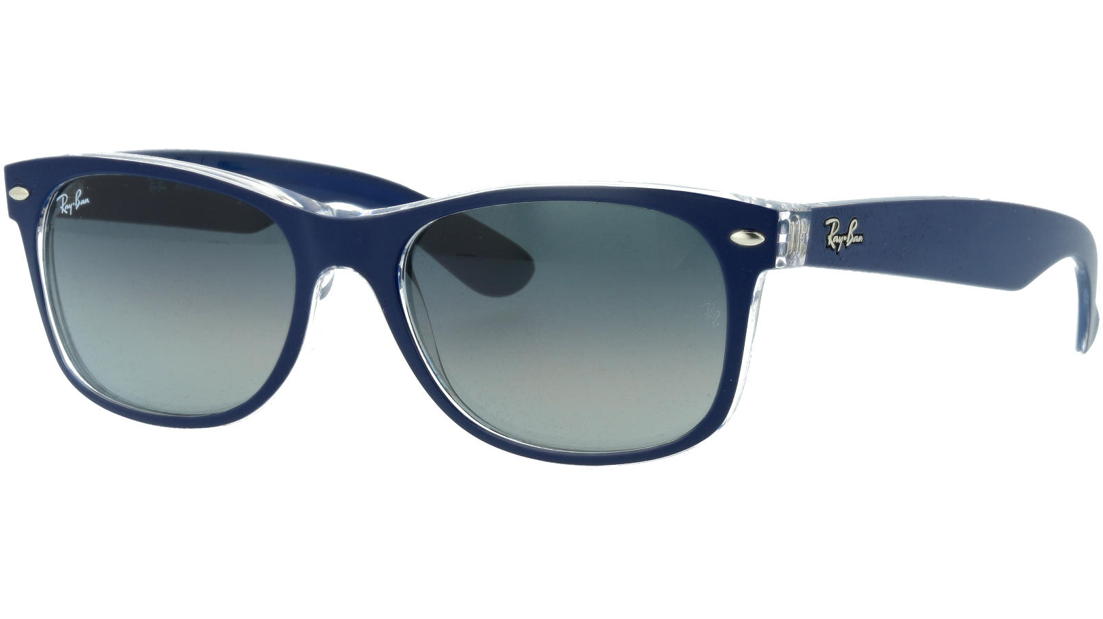 Ray-Ban RB2132 605371 55 Matte Wayfarer Sunglasses