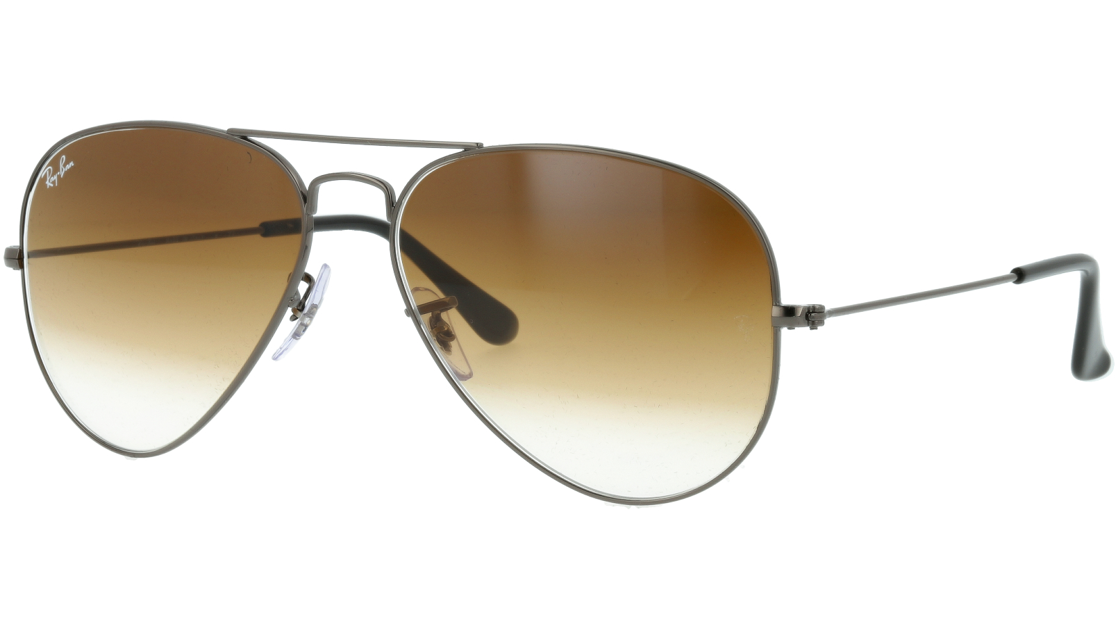 Ray-Ban RB3025 004/51 58 Gunmetal Pilot Sunglasses