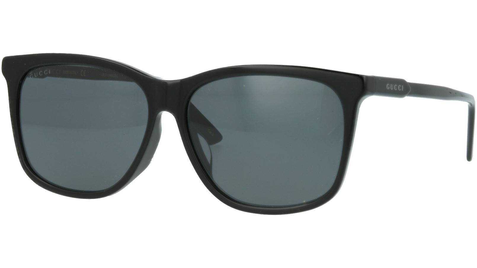 Gucci GG0495SA 001 60 BLACK Sunglasses