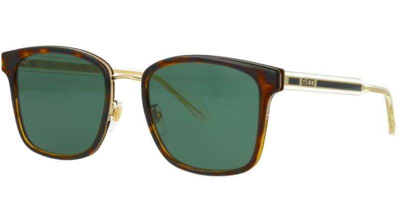 Gucci GG0563SK 002 55 HAVANA Sunglasses