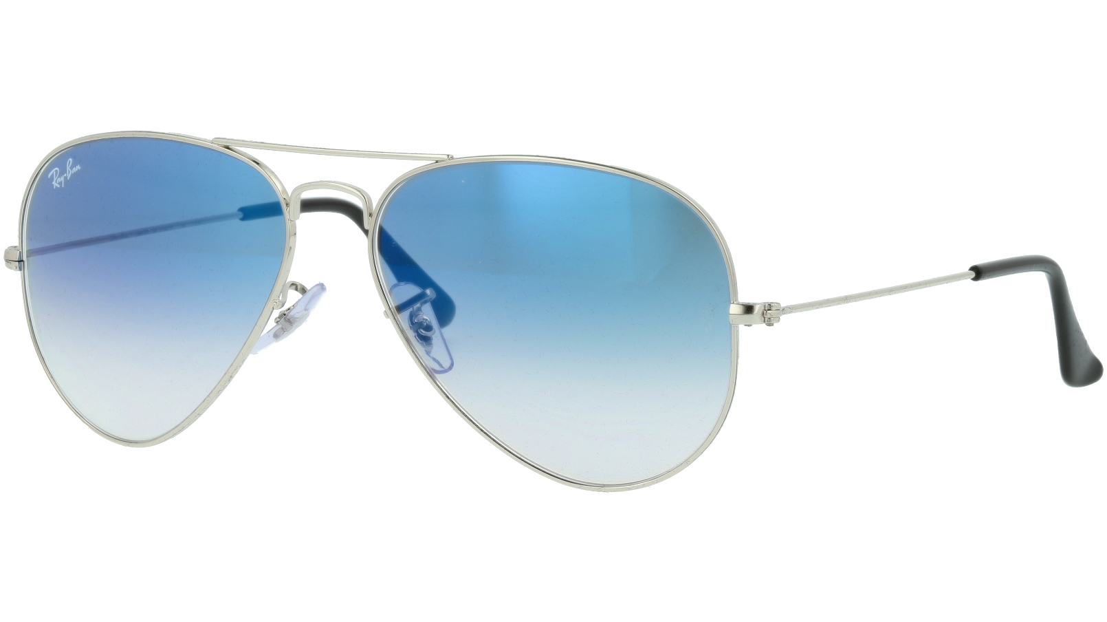 Ray-Ban RB3025 003/3F 58 Silver Pilot Sunglasses