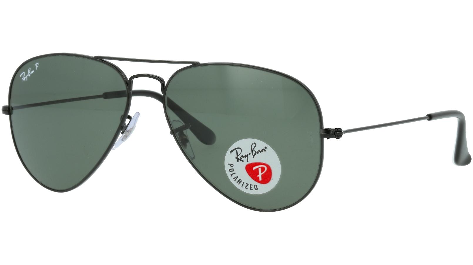 Ray-Ban RB3025 002/58 58 Arista Polarized Sunglasses