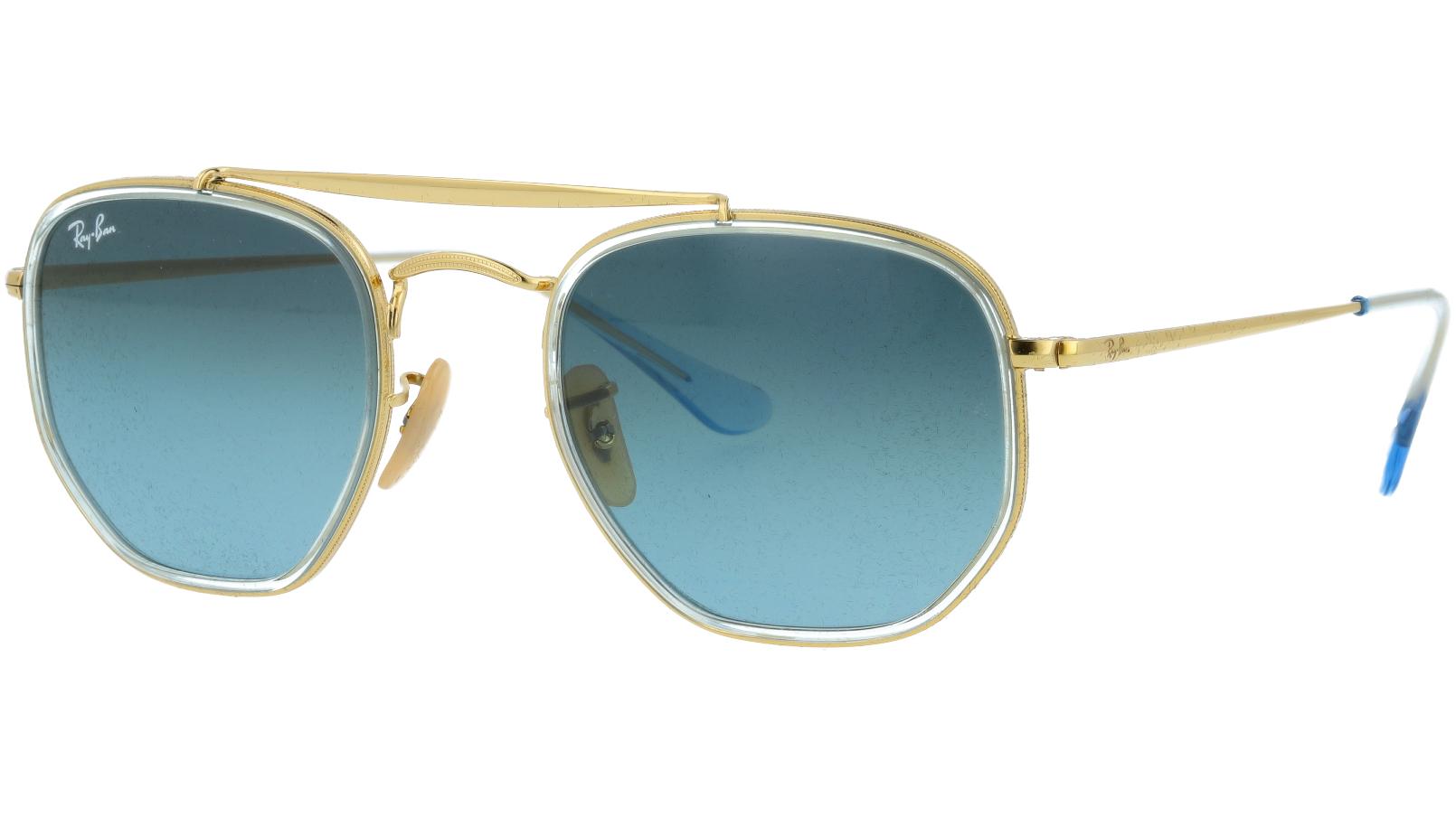 Ray-Ban RB3648M 91233M 52 Arista Sunglasses