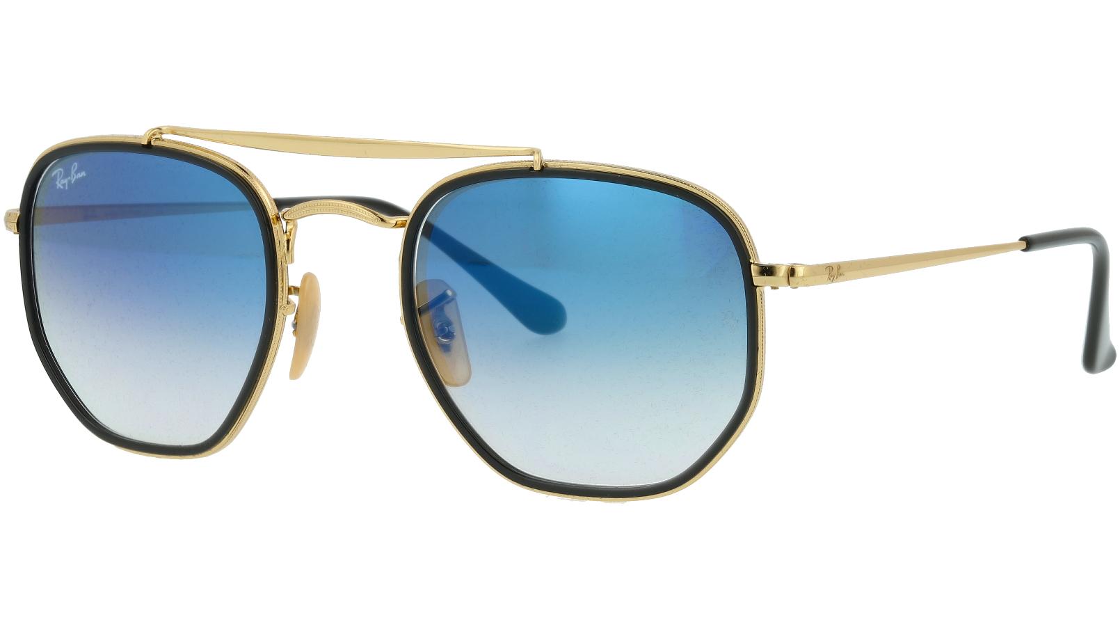 Ray-Ban RB3648M 91673F 52 Arista Sunglasses