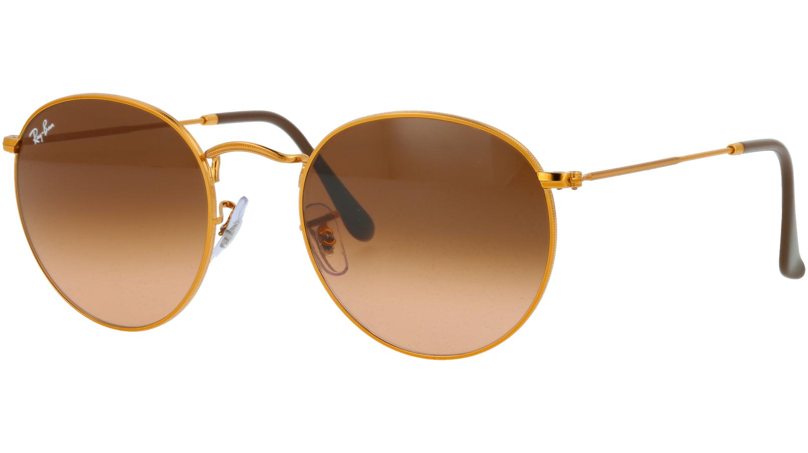 Ray-Ban RB3447 9001A5 53 Light Bronze Sunglasses