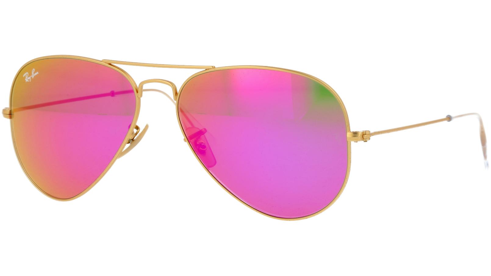 Ray-Ban RB3025 112/4T 58 Matte Arista Sunglasses