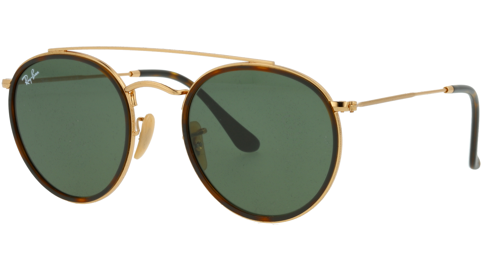 Ray-Ban RB3647N 001 Arista Round Sunglasses