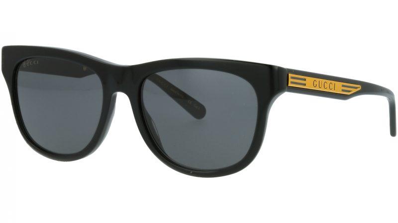 Gucci GG0980S 001 55 BLACK Sunglasses