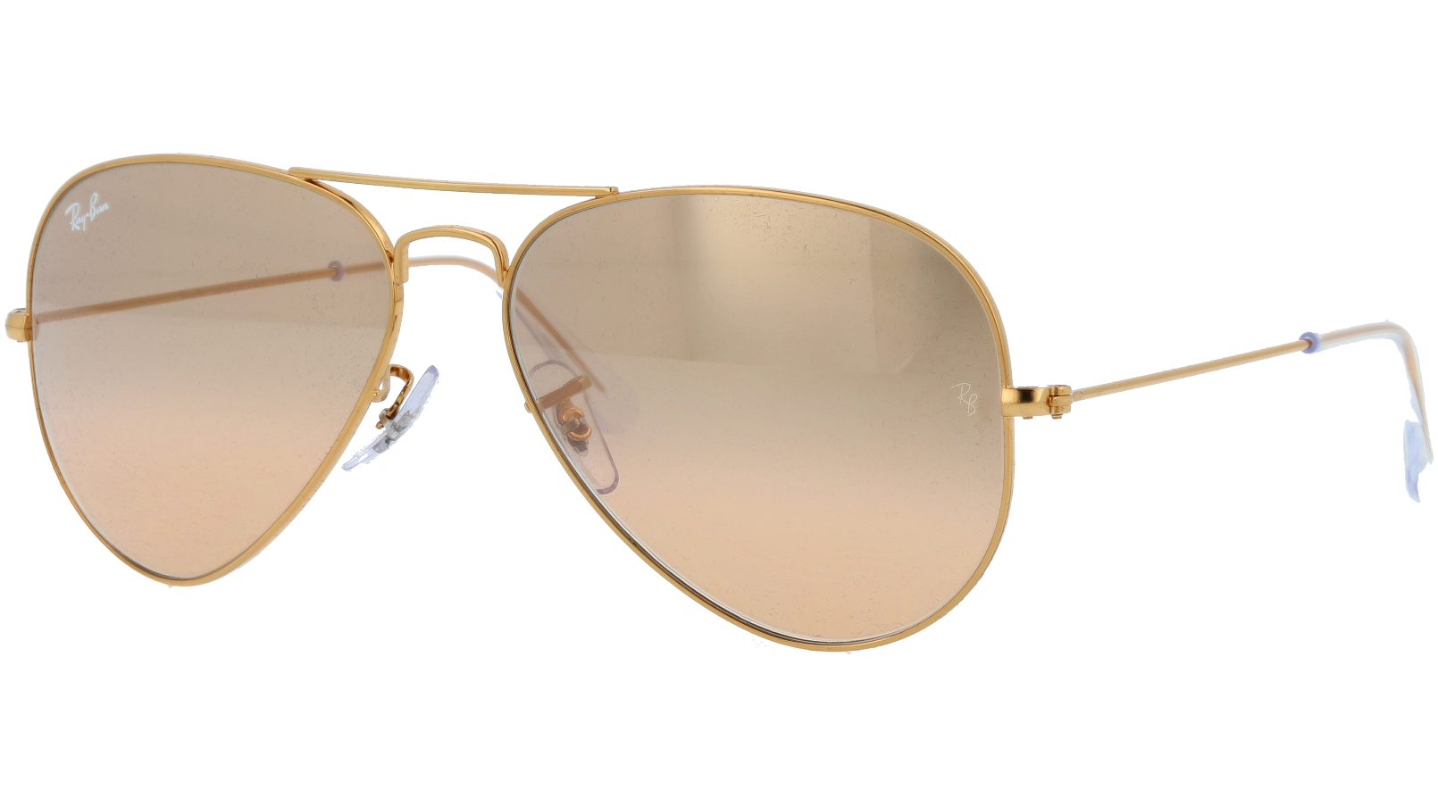 Ray-Ban RB3025 001/3E 58 Arista Pilot Sunglasses