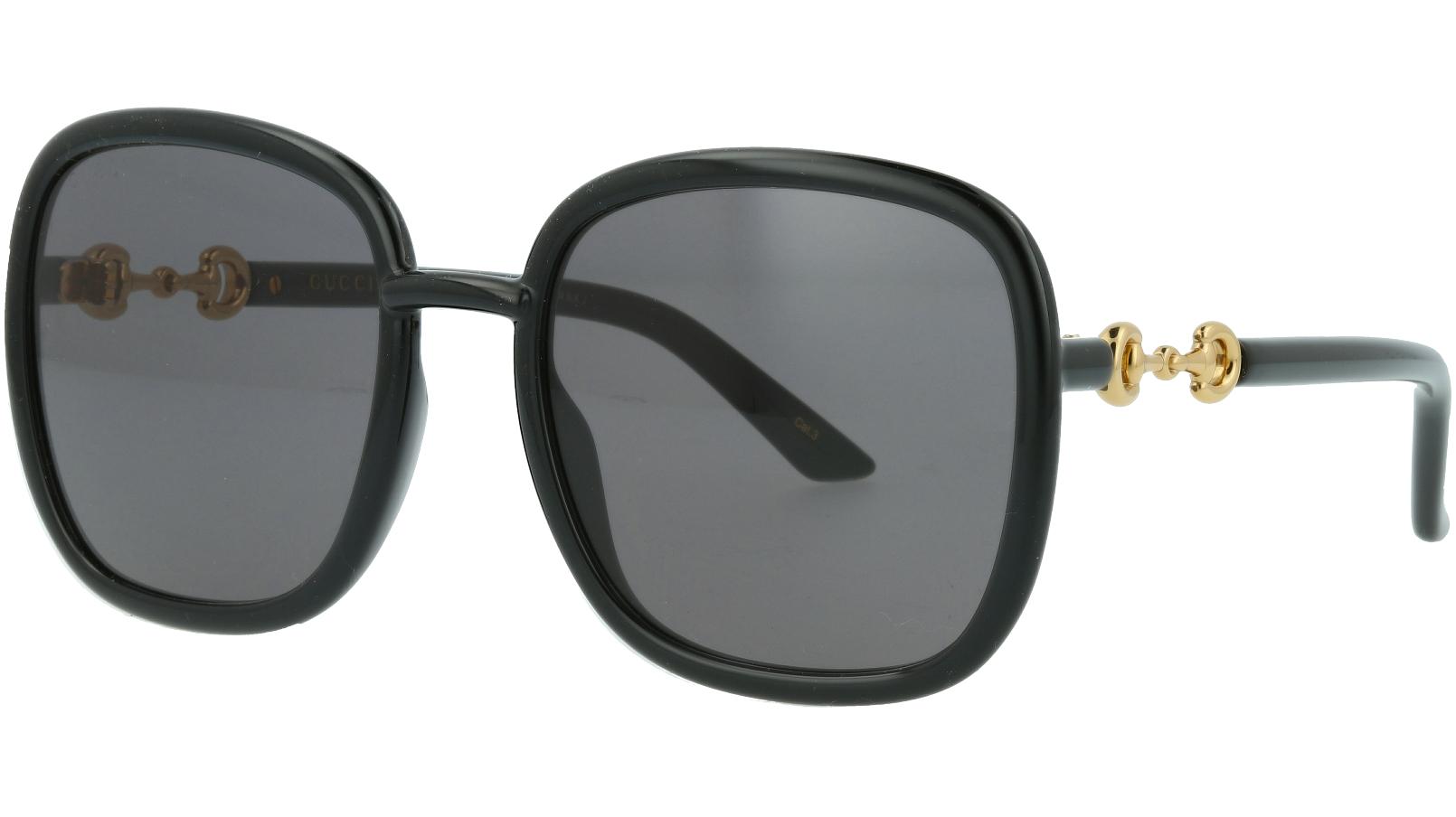 Gucci GG0893S 001 57 BLACK Sunglasses