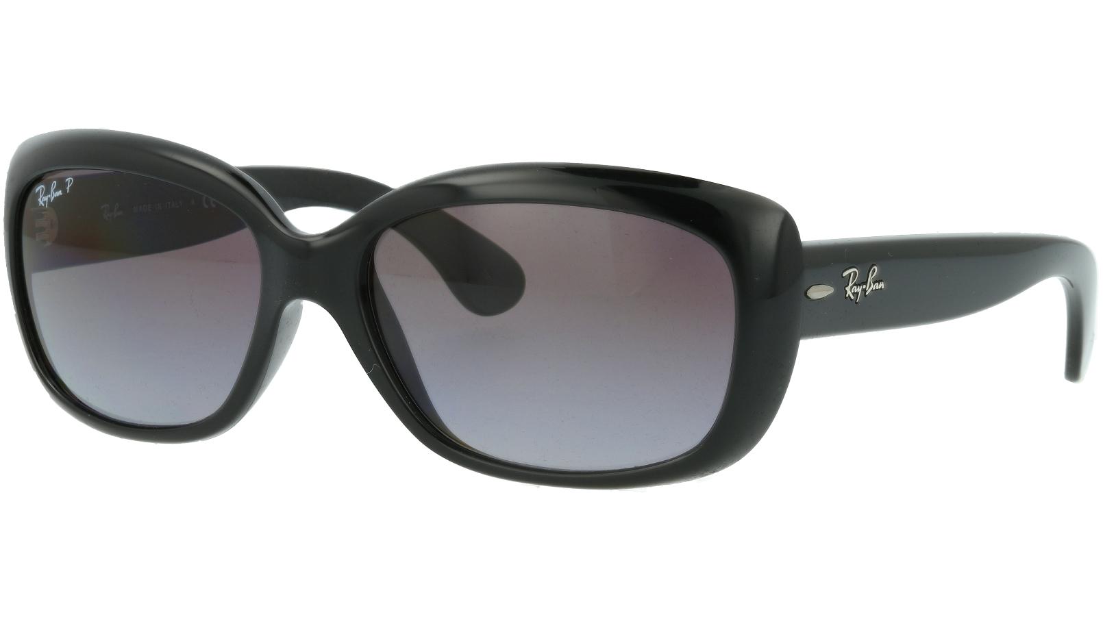 Ray-Ban RB4101 601/T3 Black Polarized  Sunglasses