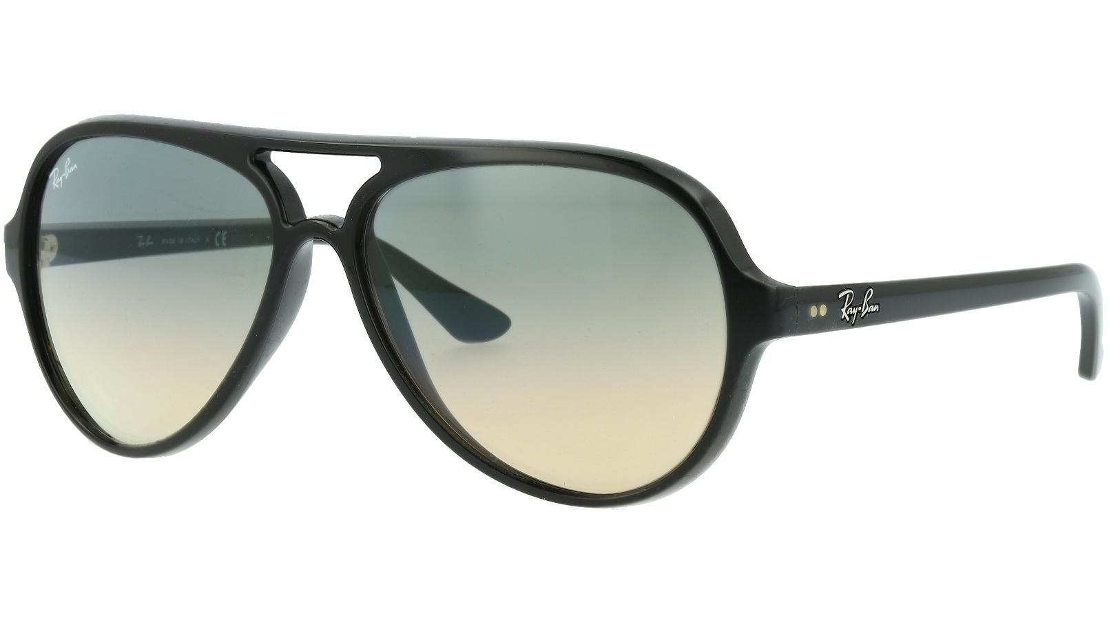Ray-Ban RB4125 601/32 Black Sunglasses