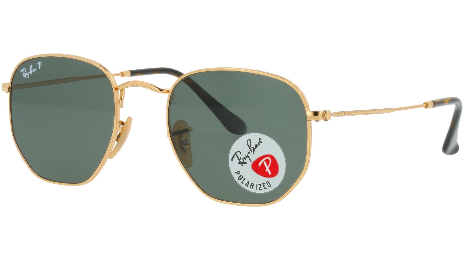 Ray-Ban RB3548N 001/58 Arista Polarized  Sunglasses