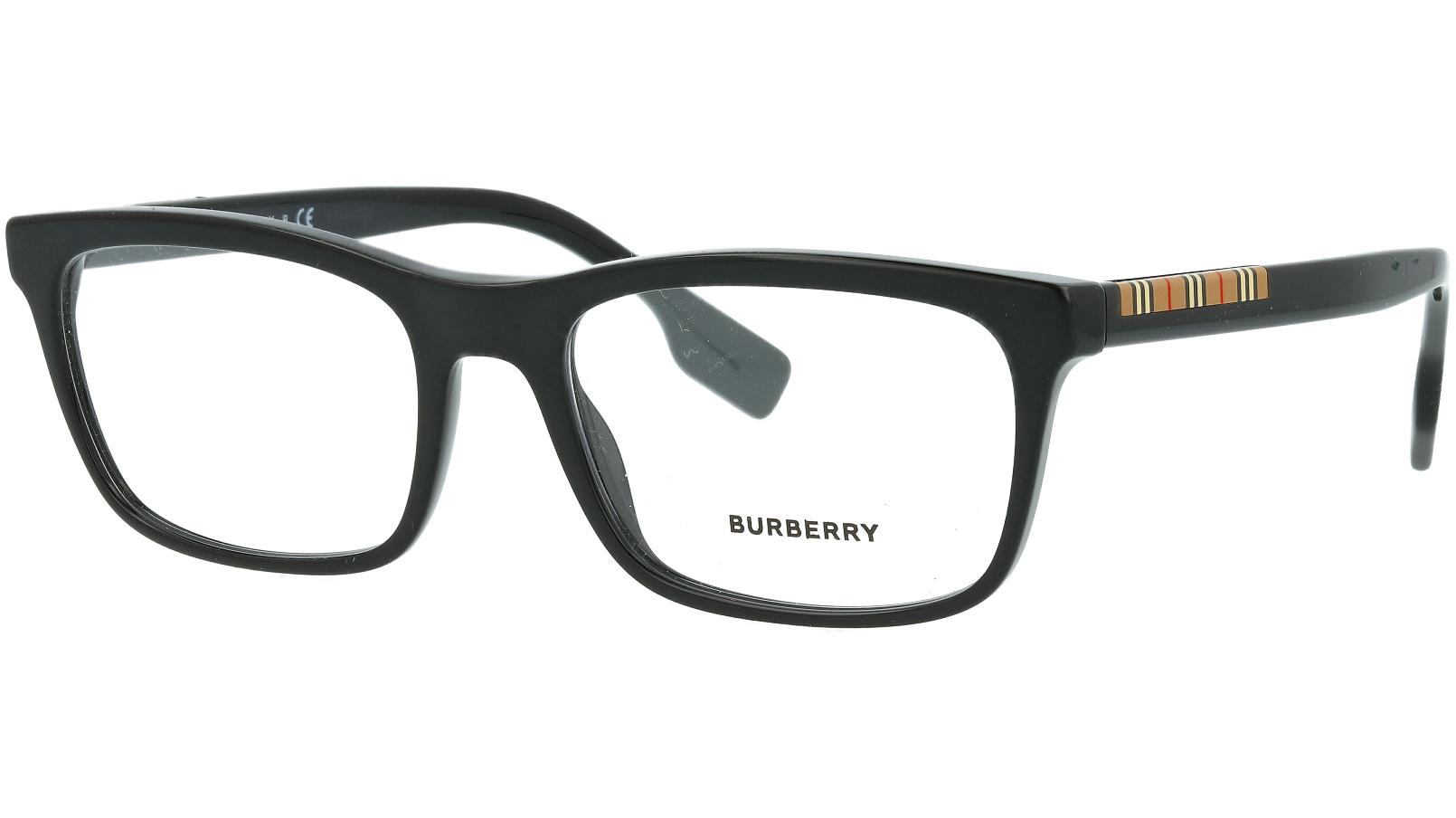 Burberry BE2334 3001 55 BLACK Glasses