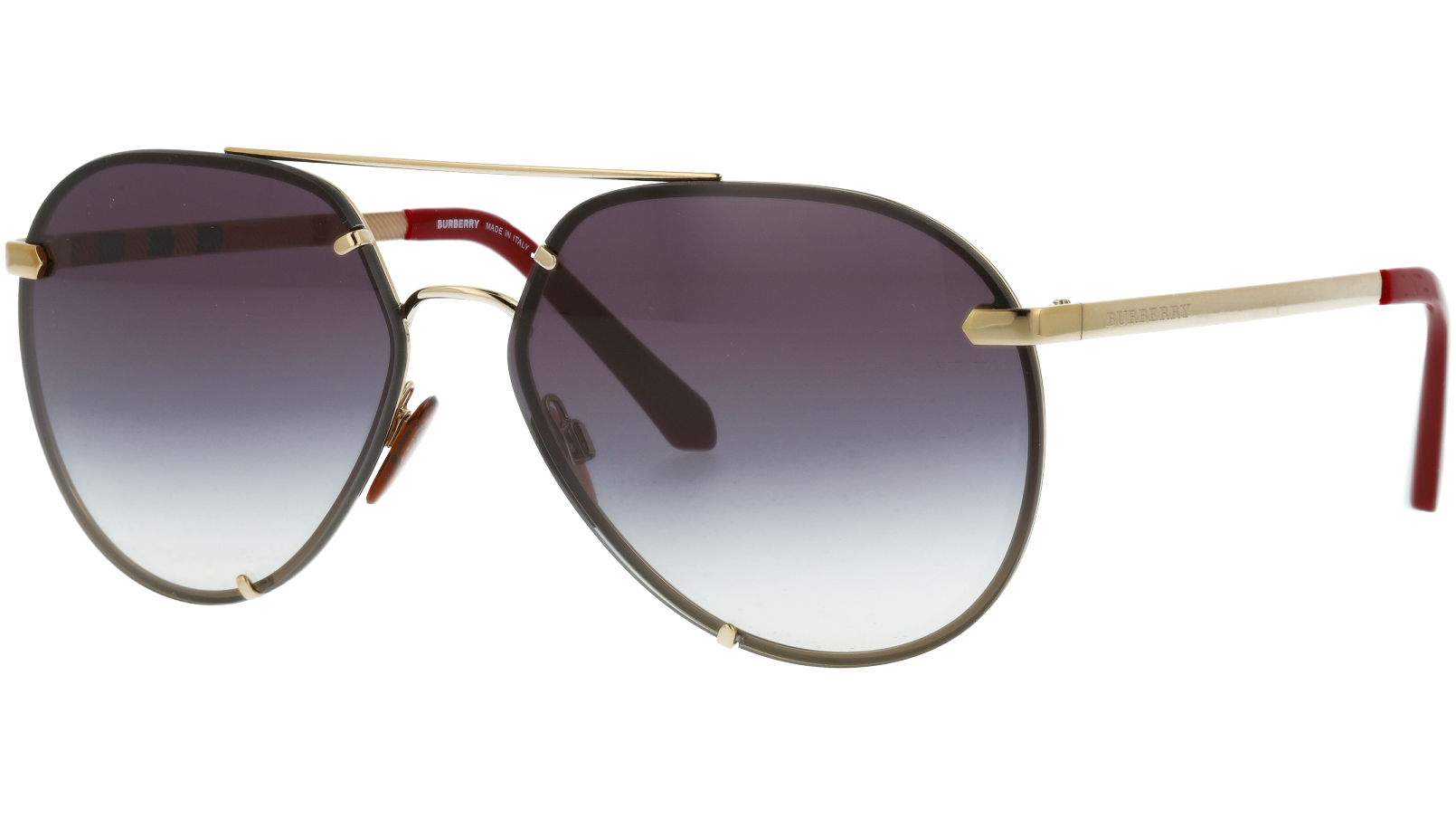 Burberry BE3099 11458G 61 LIGHT Sunglasses