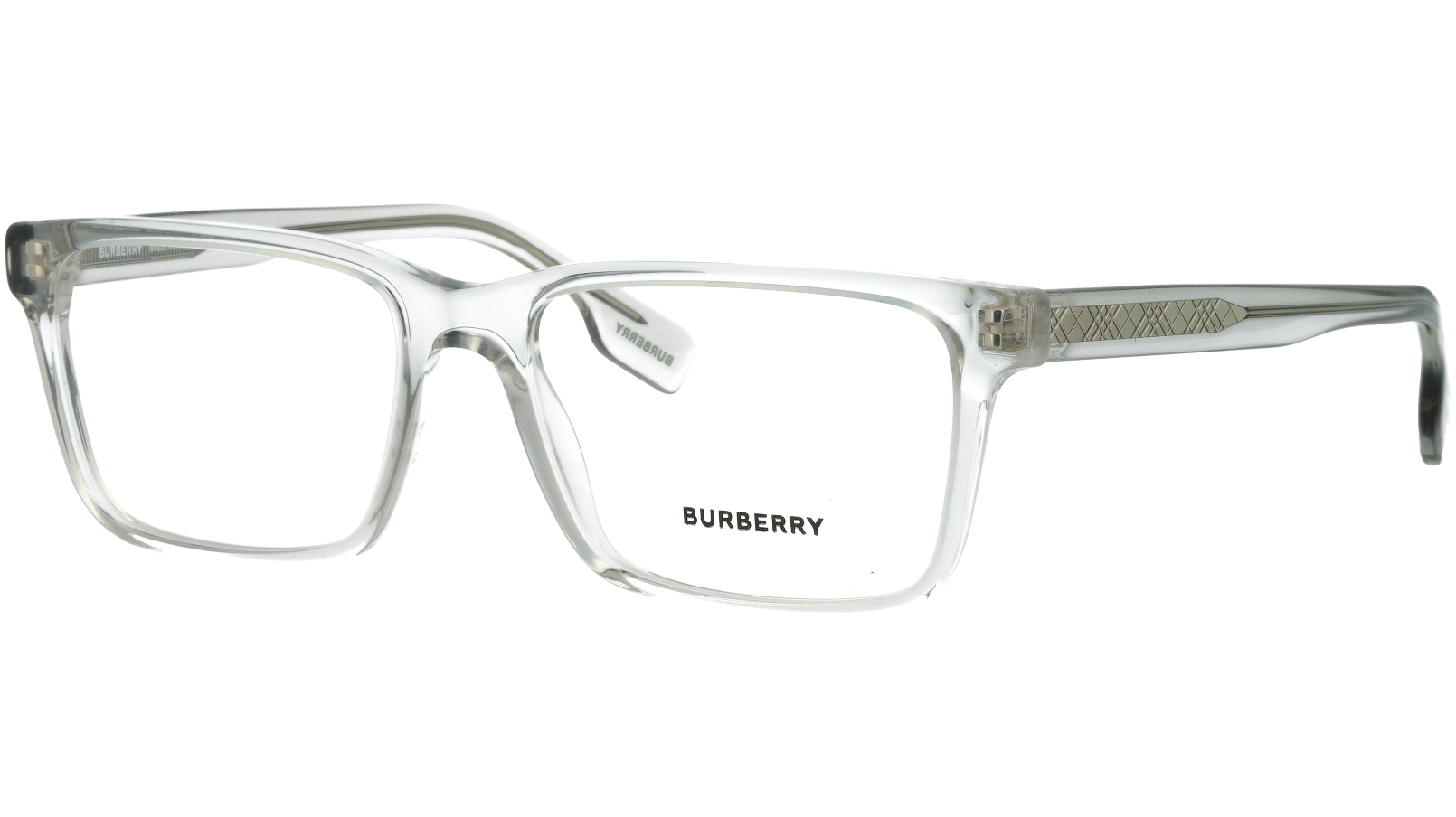 Burberry BE2320 3825 55 TRANSPARENT Glasses