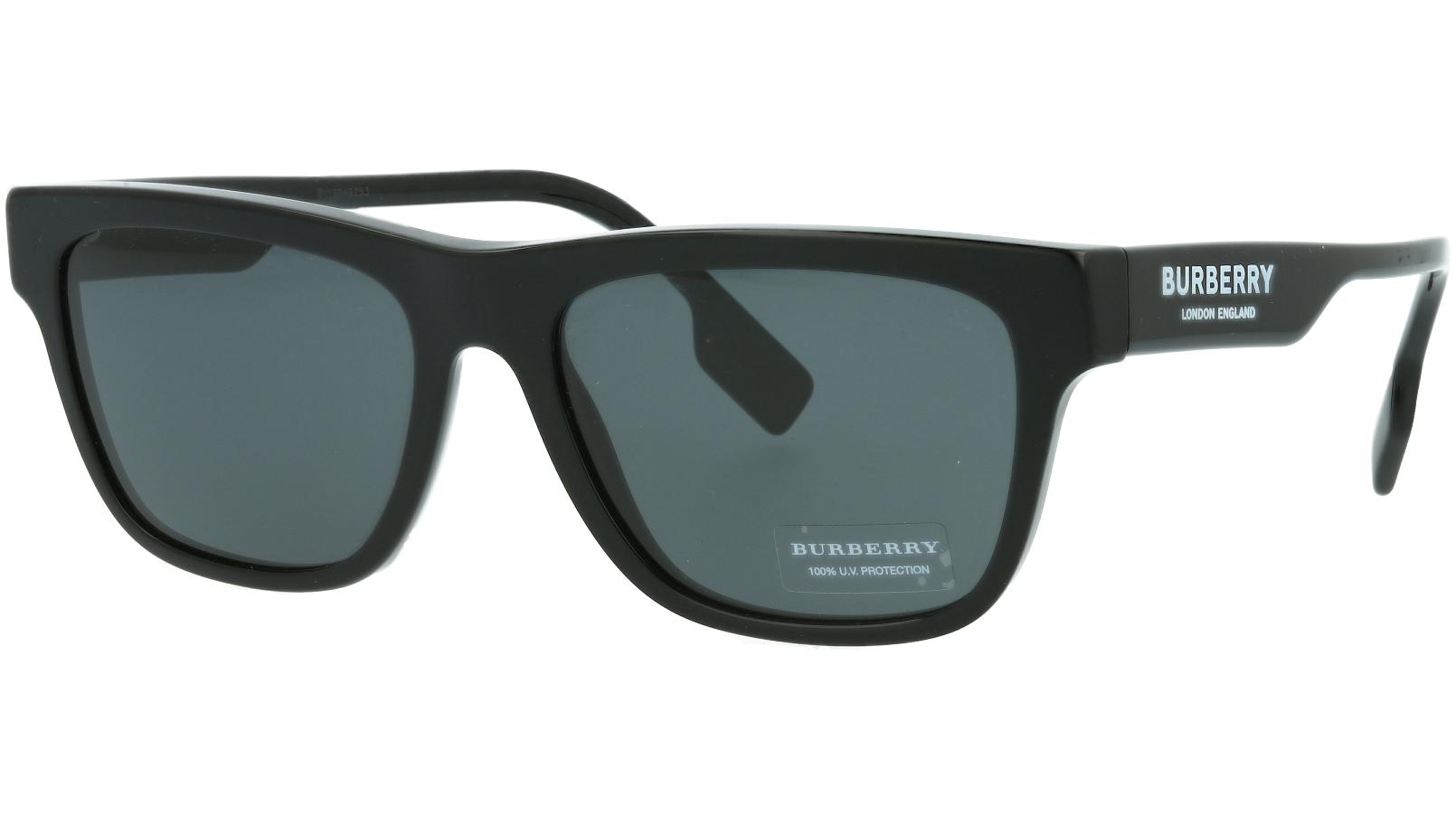 Burberry BE4293 300187 56 BLACK Sunglasses