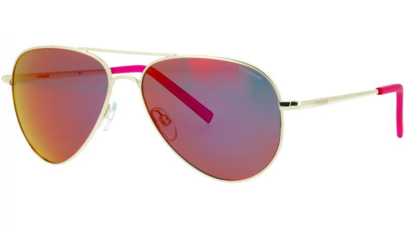 Polaroid PLD6012/N J5GAI 56 GOLD Sunglasses