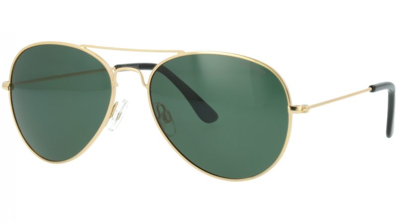 Polaroid 04213 00UH8 58 GOLD Sunglasses