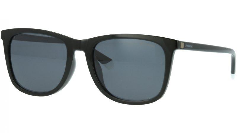 Polaroid PLD6101/F/S 807M9 55 BLACK Sunglasses