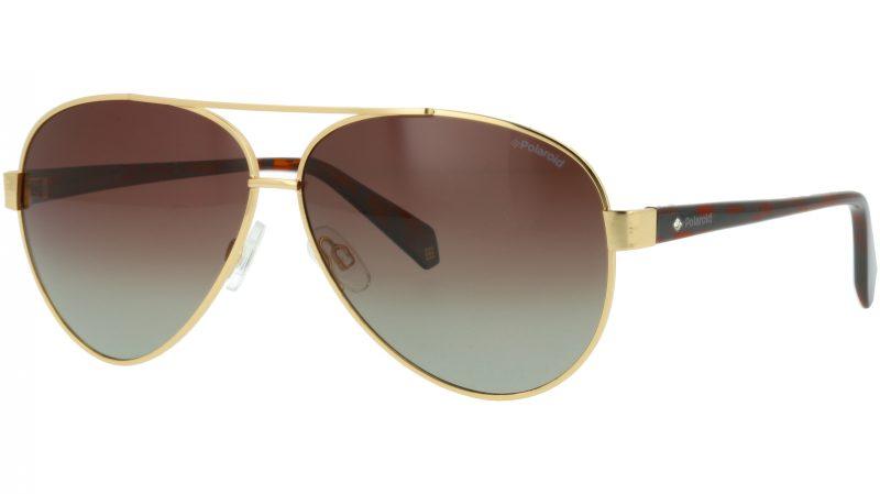 Polaroid PLD4061/S J5GLA 61 GOLD Sunglasses