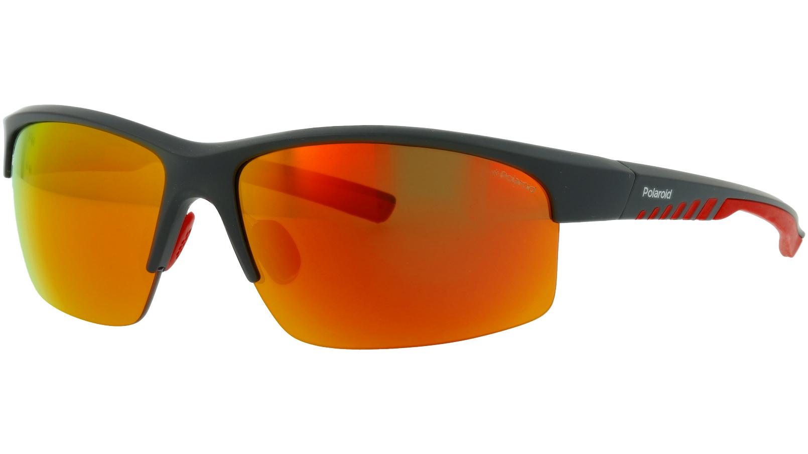 Polaroid PLD7018/N/S 807M9 68 BLACK Sunglasses
