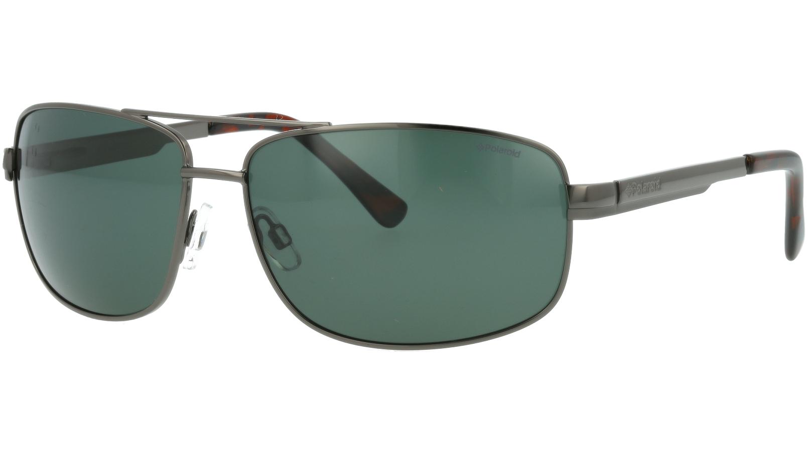 Polaroid P4314 KIHRC 63 BLACK Sunglasses