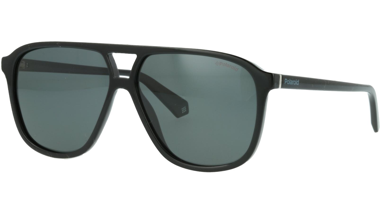 Polaroid PLD6097/S 086LA 58 DARK Sunglasses