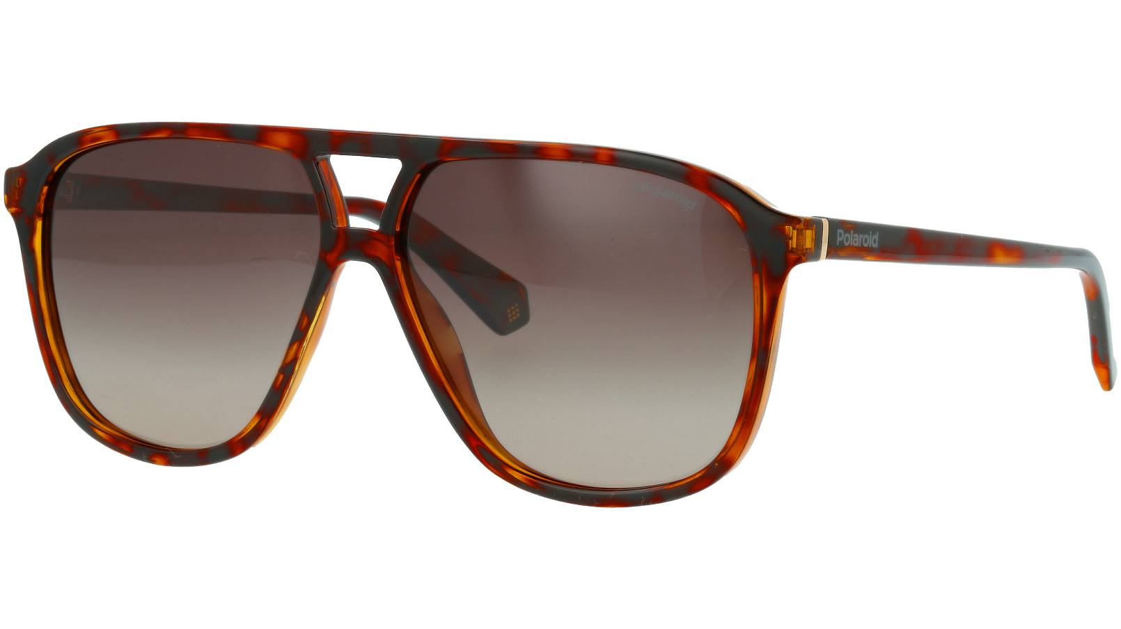 Polaroid PLD6097/S 807M9 58 BLACK Sunglasses