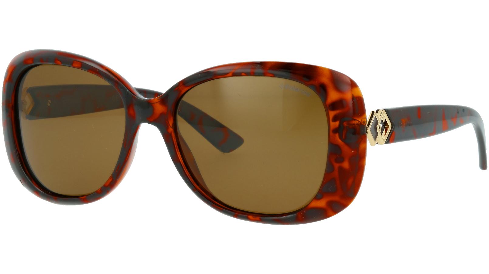 Polaroid PLD4051/S 086SP 55 DARK Sunglasses