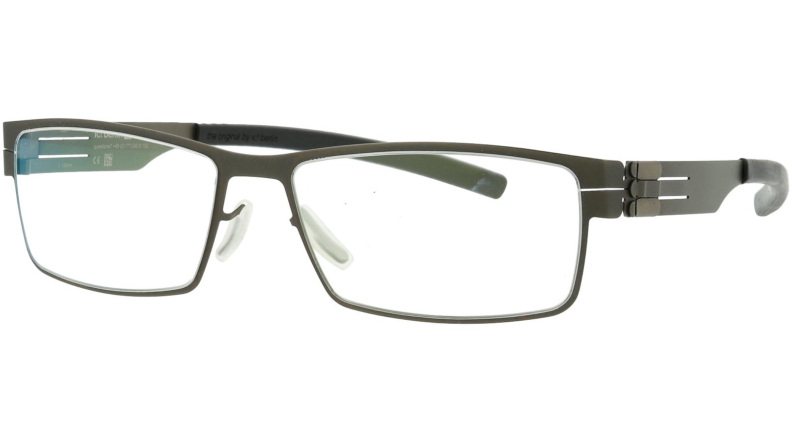 ic! Berlin Peter C. Graphite 53 Flex Glasses