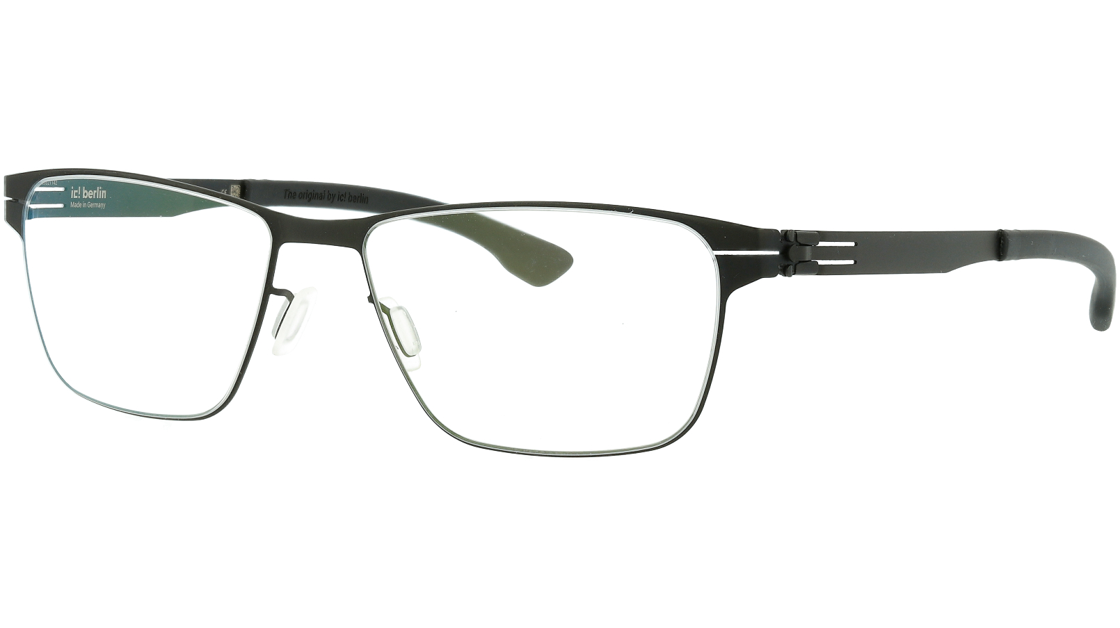 ic! Berlin Henning O. Black 52 Donnerstag Glasses