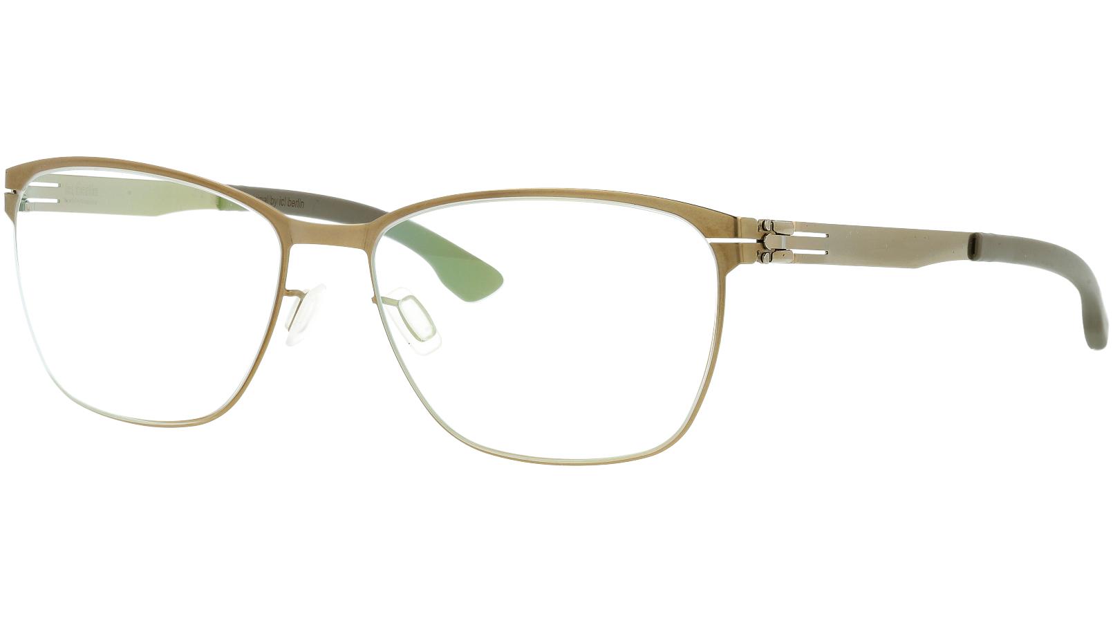 ic! Berlin Kristin V. Shiny Bronze 54 Donnerstag Glasses